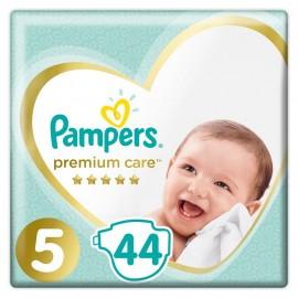 PAMPERS Premium Care No 5 (11-16 Kg) - 44τμχ