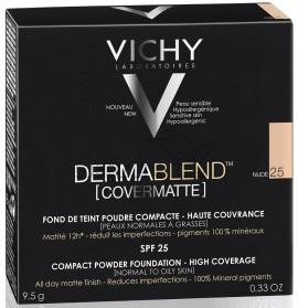 VICHY Dermablend Covermatte 25 SFP25 9.5gr