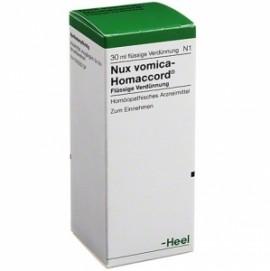 HEEL Nux Vomica-Homaccord Drops - 30ml