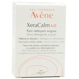 AVENE Xeracalm A.D Pain, Υπερλιπαντική Στερεά Πλάκα Σαπουνιού - 100gr