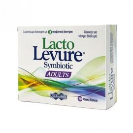 UNI-PHARMA Lacto Levure Symbiotic, Adults - 20 φακελίσκοι