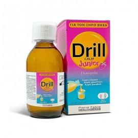 PIERRE FABRE Sante Drill Calm Junior Παιδικό Σιρόπι για τον Ξηρό Βήχα 200ml