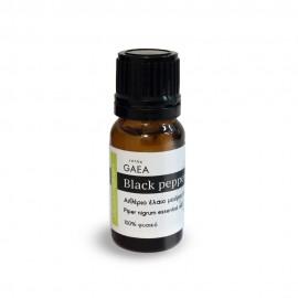 THINK GAEA Black Pepper Αιθέριο Έλαιο Μαύρου Πιπεριού 10ml