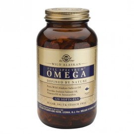 SOLGAR Wild Alaskan Full Spectrum Omega - 120softgels