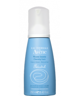 AVENE Pediatril Mousse Lavante Σώμα και Μαλλιά 250ml