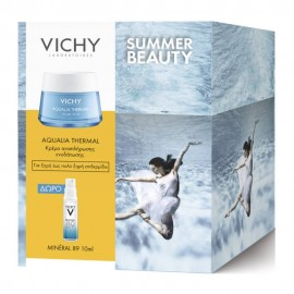 VICHY Aqualia Thermal Riche - 50ml & Δώρο Mineral 89 - 10ml