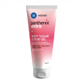 PANTHENOL EXTRA Body Scrub Gel - 200ml