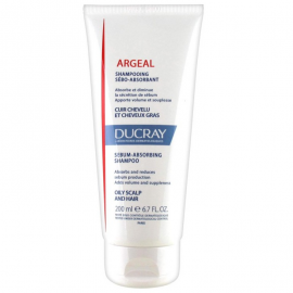DUCRAY Argeal Shampooing Σαμπουάν για Λιπαρά Μαλλιά 200ml