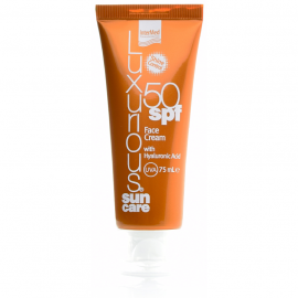 INTERMED Luxurious Sun Care Face Cream SPF50 - 75ml