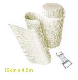 PIC SOLUTION Flexa Elast - Ελαστικός Επίδεσμος 15cm x 4.5m 1τμχ
