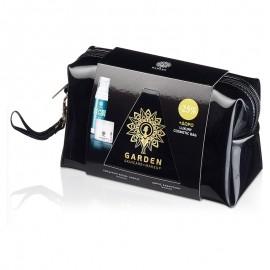 GARDEN Luxury Cosmetic Bag No3, Ενυδατική Κρέμα Ημέρας - 50ml & Αφρός Καθαρισμού - 100ml
