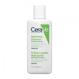 CERAVE Hydrating Cleanser Κρέμα Καθαρισμού Προσώπου & Σώματος - 88ml