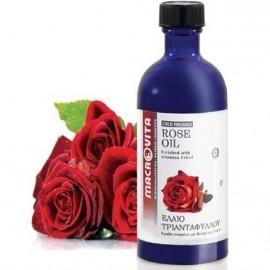 MACROVITA Έλαιο τριαντάφυλλου 100ml
