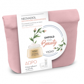 VICHY Unfold Your Beauty, Neovadiol Compensating Complex, Normal- Combination Skin Pouch