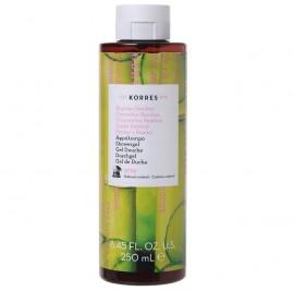 KORRES Αφρόλουτρο Αγγούρι Bamboo - 250ml