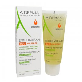 A-DERMA Epitheliale A.H Duo Massage Gel-Oil - 100ml