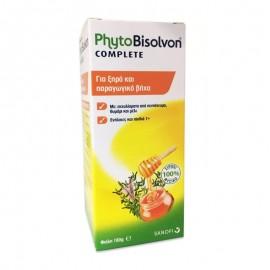 SANOFI Phytobisolvon Complete για Ξηρό & Παραγωγικό Βήχα 180gr