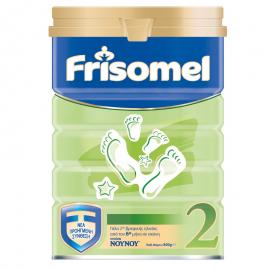 ΝΟΥΝΟΥ Frisomel 2 Γάλα Σε Σκόνη Βρεφικής Ηλικίας Από Τον 6ο Μήνα 800gr