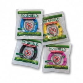MO-SHIELD Αντικουνουπικό Βραχιόλι Σιλικόνης-  1τμχ