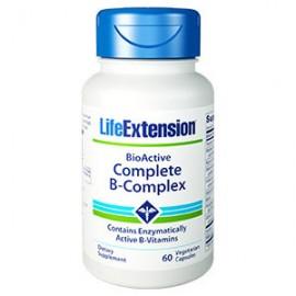 LIFE EXTENSION Bio Active Complete B-Complex - 60caps