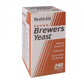 HEALTH AID Brewers Yeast 300mg 240Tabs