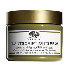 ORIGINS Plantscription SPF25 Power Anti- Aging Oil Free Cream, Μη Λιπαρή Κρέμα Αντιγήρανσης - 50ml