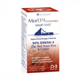 MorEPA Cholesterol Smart Fats - 30 caps