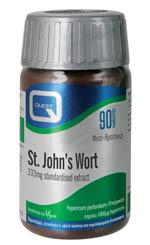 QUEST ST John΄s Wort 333mg 90Tabs