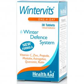 Health Aid Wintervitis - Σύστημα Άμυνας για το Χειμώνα 30tabs