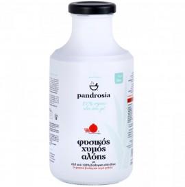 PANDROSIA Φυσικός Βιολογικός Χυμός Αλόης με Ρόδι 500ml