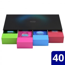 DUREX Surprise Me Premium Variety Pack - 40τεμ
