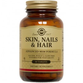 SOLGAR Skin Nails & Hair - 60tabs