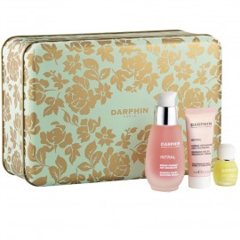 DARPHIN Intral Box Set, Intral Soothing Serum - 30ml & Recovery Cream - 15ml & Chamomile Aromatic Care - 4ml
