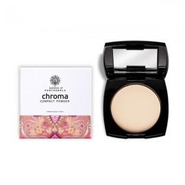 Garden Chroma Compact Powder PM-10 Butter Cream - 12gr