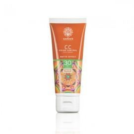 GARDEN CC Color Control Face Cream Matte Effect Spf 30