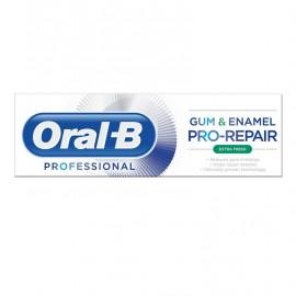 ORAL B Professional Gum & Enamel Pro Repair Extra Fresh, Οδοντόκρεμα - 75ml