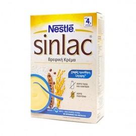 NESTLE Sinlac Βρεφική κρέμα από 4 μηνών - 500g