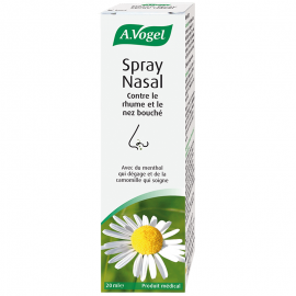 A.VOGEL Nasal Spray - Ρινικό Σπρέι 20ml