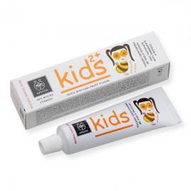 APIVITA Kids Παιδική Οδοντόκρεμα 2+ με Ρόδι και Πρόπολη 50ml