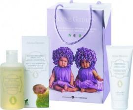 ANNE GEDDES Bouquet Delicate Shampoo & Body Bath 250ml & Soothing Facial & Body Cream 100ml