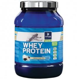 MY ELEMENTS Whey Protein Powder, Πρωτεΐνη Ορού Γάλακτος, Γεύση Βανίλια - 1000gr