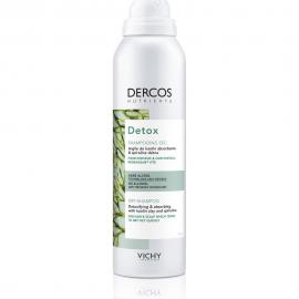 VICHY Dercos Detox Dry Shampoo, Ξηρό Σαμπουάν Χωρίς Λούσιμο - 150ml
