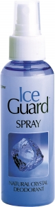 OPTIMA Ice Guard Natural Crystal Deodorant Spray - 100ml