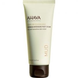 AHAVA Dermud Intensive Foot Cream - Κρέμα για την Επιδιόρθωση Σκασμένων Πελμάτων 100ml