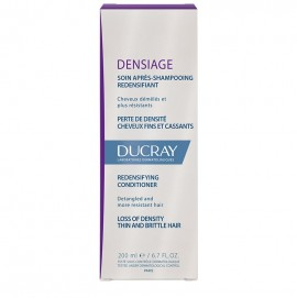 DUCRAY Densiage Soin Apres-Shampooing Redensifiant, Μαλακτική Κρέμα - 200ml