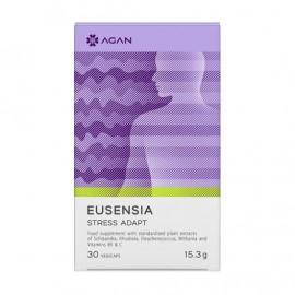 AGAN Eusensia Stress Adapt 30 Vegicaps