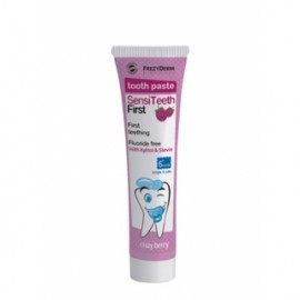 FREZYDERM Sensiteeth Πρώτη Παιδική Οδοντόπαστα 40ml