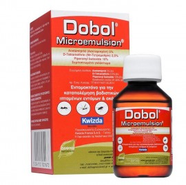 DOBOL Microemulsion, Εντομοκτόνο Συμπυκνωμένο - 100ml