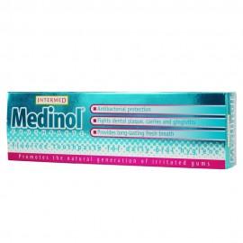 INTERMED Medinol Toothpaste - Φθοριούχος Οδοντόπαστα Κατάλληλη για Καθημερινή Χρήση 100ml