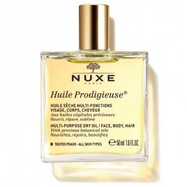 NUXE Huile Prodigieuse, Ξηρό Λάδι Ενυδάτωσης - 50ml
